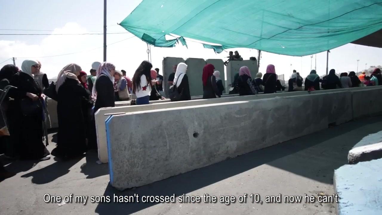 Ramadan al checkpoint
